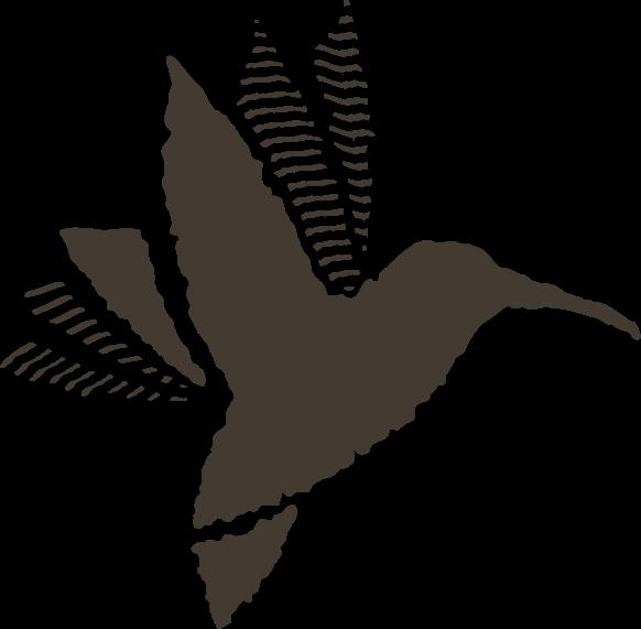 Miralomas bird icon dark